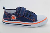 текстильная детская обувь trien