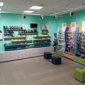 фирменный магазин детской обуви Капика в Новосибирске